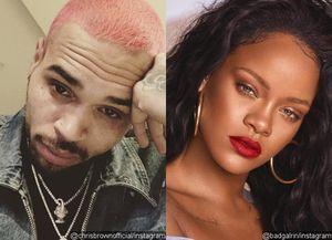 Chris Brown Gives Rihanna $30K