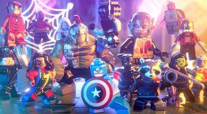 LEGO Marvel Superheroes 2 Just