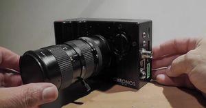 Chronos slow mo camera makes