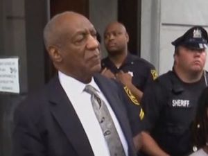 WATCH: Cosby trial juror