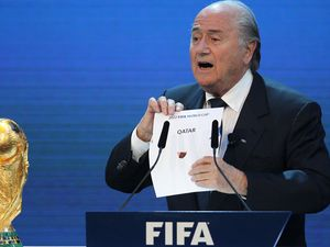 World Cup corruption claims: