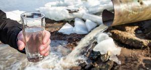 Raw Water: A Dangerous Fad,