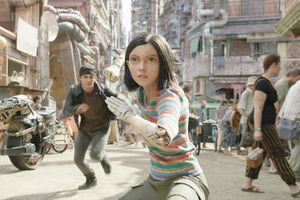 'Alita: Battle Angel' on Track
