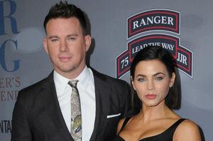 Channing Tatum & Wife, Jenna,