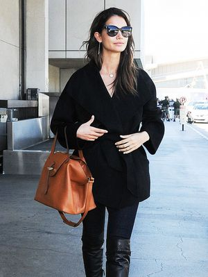 13 Celebrity Airport Outfits