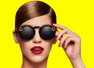Snapchat Spectacles are
