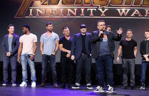 'Avengers: Infinity War' Took