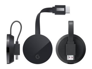 Chromecast Ultra Leaked Ahead