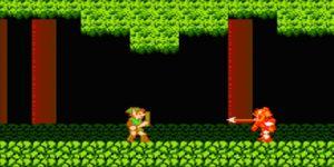 Zelda II, Blaster Master,