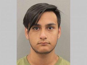 Teen arrested after posting