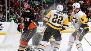 Ducks take down Penguins