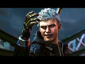 Devil May Cry 5 E3 Trailer