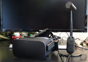 Oculus update preps Rift for