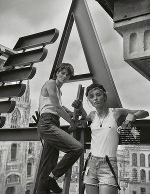 Giulia Maenza & Louise Briand