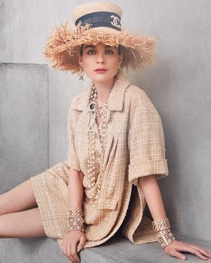 Kim Noorda Models Spring