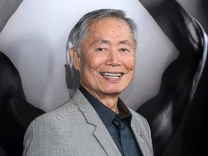 George Takei, Richard Dreyfuss
