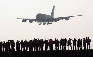 The World's Biggest Passenger