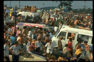 Woodstock Didn't Actually Take