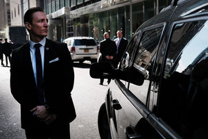 Secret Service booted from