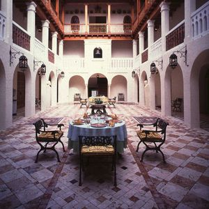 The Versace Mansion: Before,