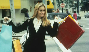 Alicia Silverstone Showed Up