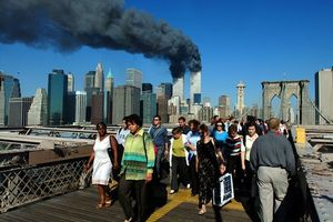 On 9/11, Split-Second