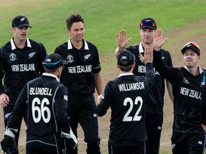 New Zealand begin World Cup