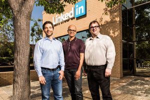 LinkedIn gains more users in