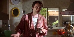 Quentin Tarantino Shares