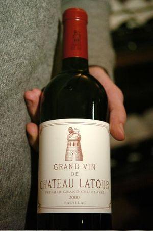Fine Wine Investing Counters