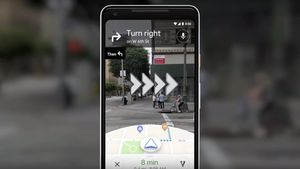 Google Maps AR Is Being Tested