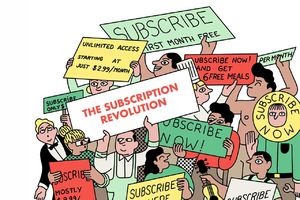 How Subscriptions Are Remaking