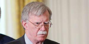 Bolton ramps up rhetoric over