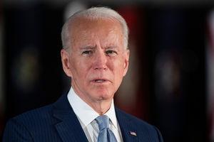 Joe Biden's virtual campaign