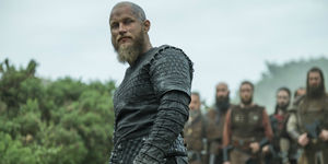 Vikings' Travis Fimmel Already