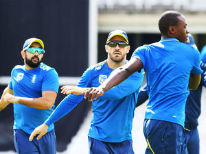 South Africa aim to bounce
