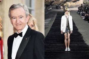 Bernard Arnault Is Richer Than