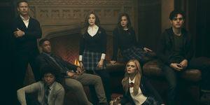 Legacies: The Salvatore School