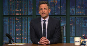 Seth Meyers Jokes That Trump