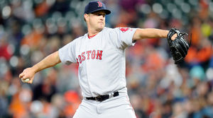 Red Sox Pitcher Steven Wright