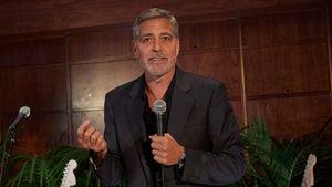 George Clooney Jokes That He