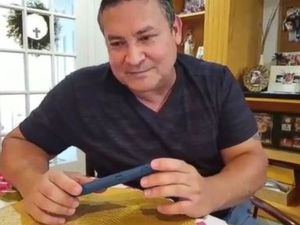 Trump calls Guam governor,