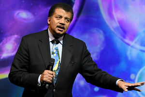 Neil deGrasse Tyson responds