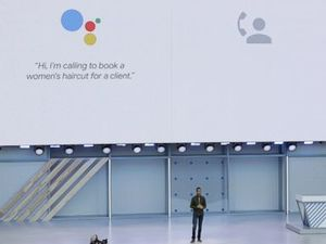 Google pledges not to use AI