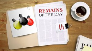 Remains of the Day: Google