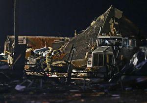 2 Dead After Tornado Rips