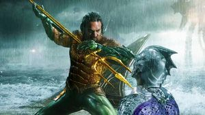 Aquaman 2 title revealed by