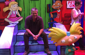 The Creator of 'Hey Arnold!'