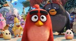 'Angry Birds Movie 2' Hatching