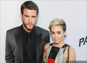 Miley Cyrus Makes Liam